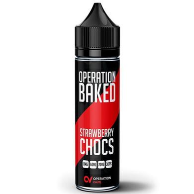 Strawberry Chocs E Liquid 50ml By Operation Baked