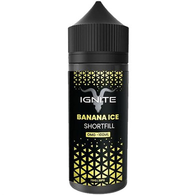 Banana Ice E Liquid 100ml by Ignite