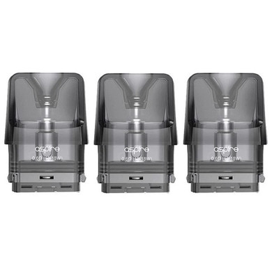 3 Pack Replacement Aspire Favostix Pods