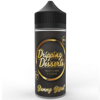 Jammy Biscuit & Custard E Liquid 100ml by Dripping Desserts