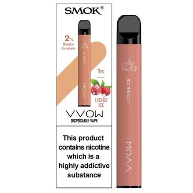 Smok VVOW 600 Disposable By Smok