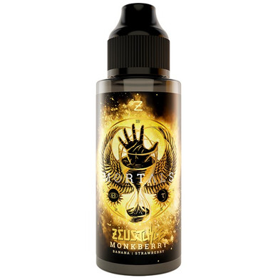 Monkberry Mortals E Liquid 100ml by Zeus Juice