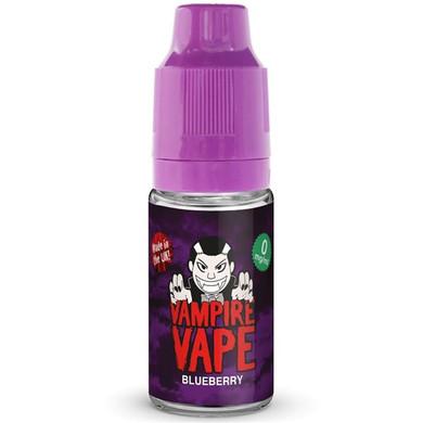 Blueberry E Liquid 10ml By Vampire Vape