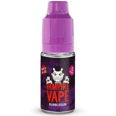 Bubblegum E Liquid 10ml By Vampire Vape