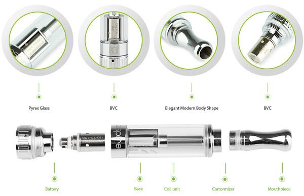 Aspire K1 BVC Glassomizer