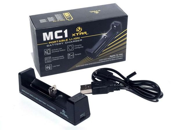 Xtar MC1 Single Bay Battery Charger £5.69