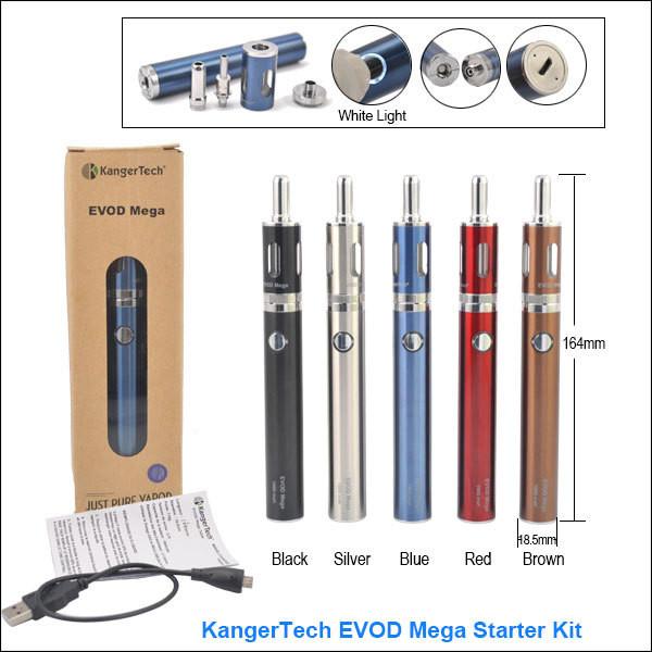 Kanger EVOD Mega Starter Kit 1900 mah Free Delivery
