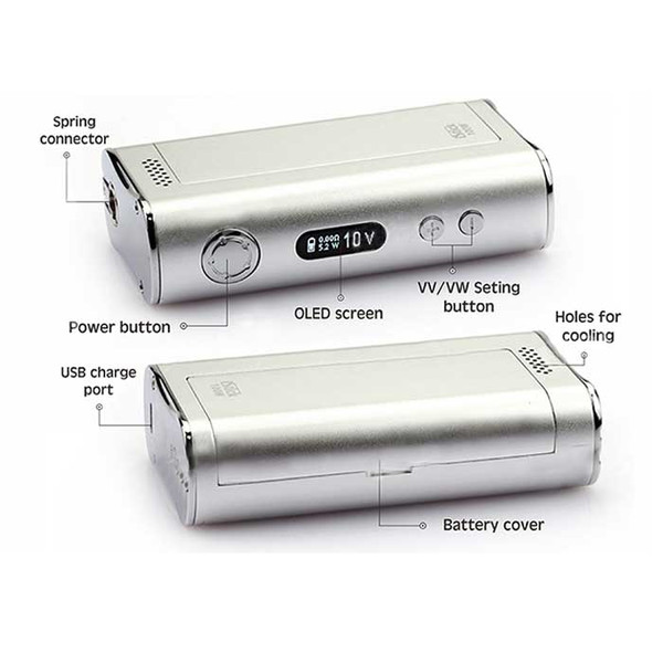 Eleaf iStick 100w inc Free Batteries Free Delivery