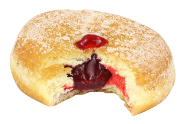 Jam Doughnut e liquid by OMG