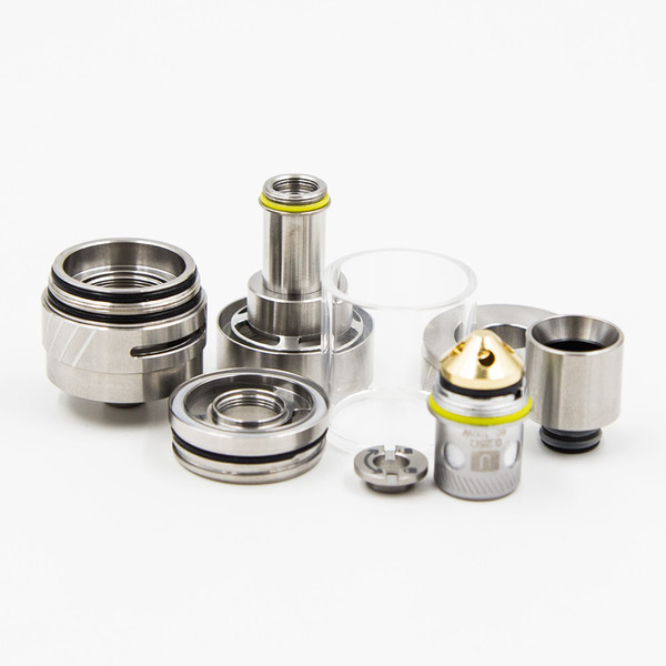 Uwell crown 2 components in parts