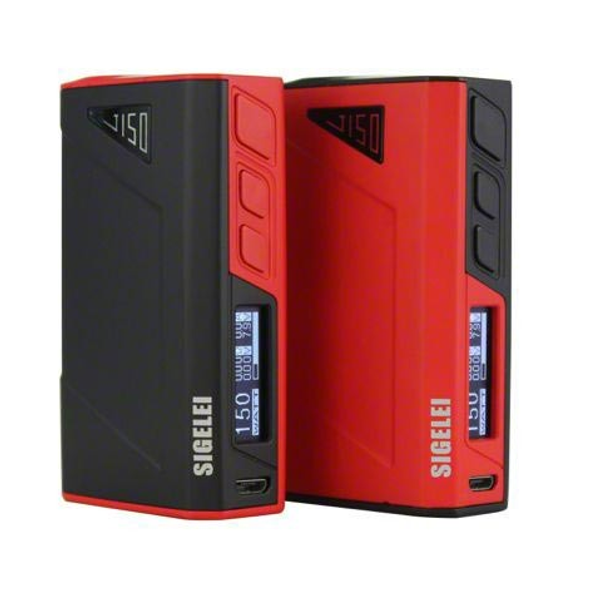 Sigelei J150 150w Box Mod Free Delivery