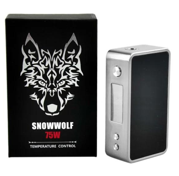 SnowWolf Mini 75w TC Box Mod Free Delivery