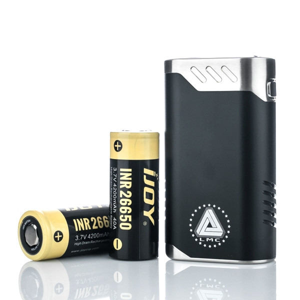 IJOY Limitless LUX 215w Dual 26650 Box Mod Free Delivery