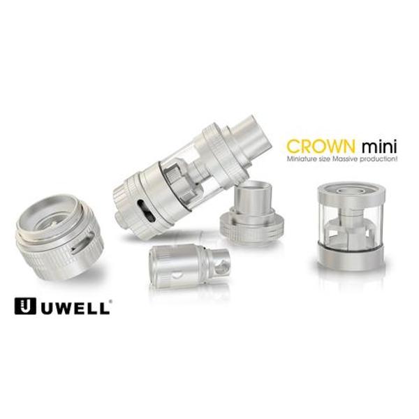 Uwell Crown Mini Tank Segments
