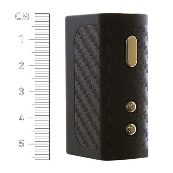 Council of Vapor Mini Volt Box Mod Size