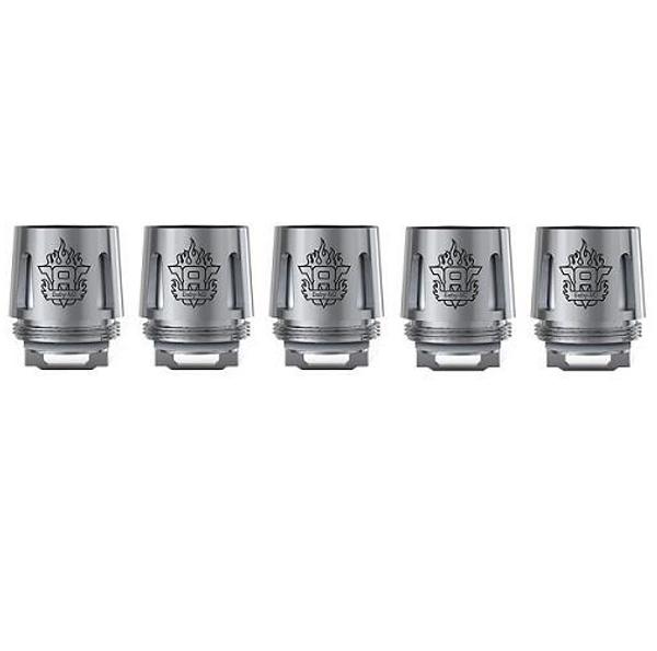 5 Pack SMOK V8 Baby M2 Dual Coils