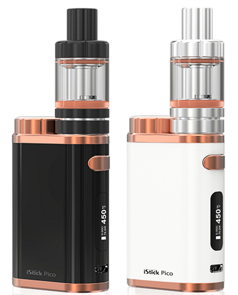 Eleaf iStick Pico 75w Starter Kit 50ml Free E Liquid £49.99
