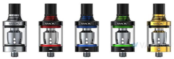 SMOK Spirals Plus Tank Colours