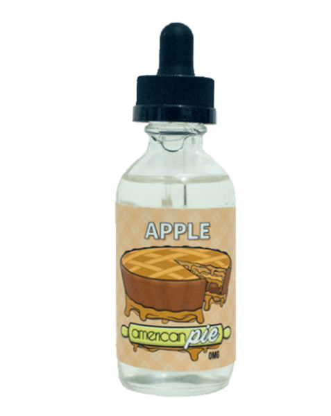 Apple Pie By American Pie E Liquids 60ml for Only £17.49