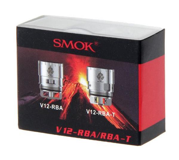 SMOK V12-RBA-T Triple Coil RBA Kit