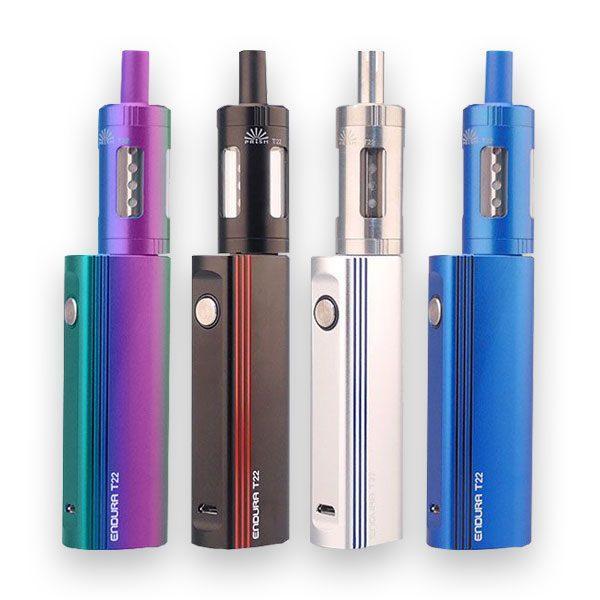 Innokin T22e Starter Kit inc 7 Colour