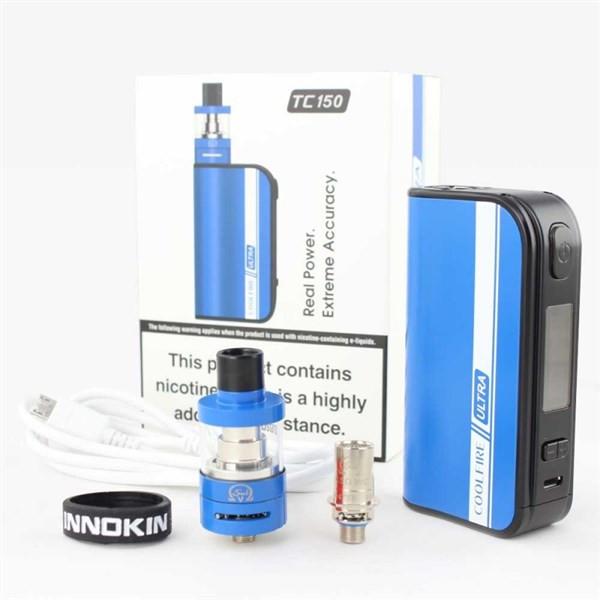 Innokin Coolfire Ultra TC150 ISub VE Vaping Kit Contents