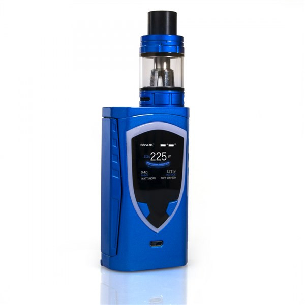 SMOK ProColor Starter Kit in Blue