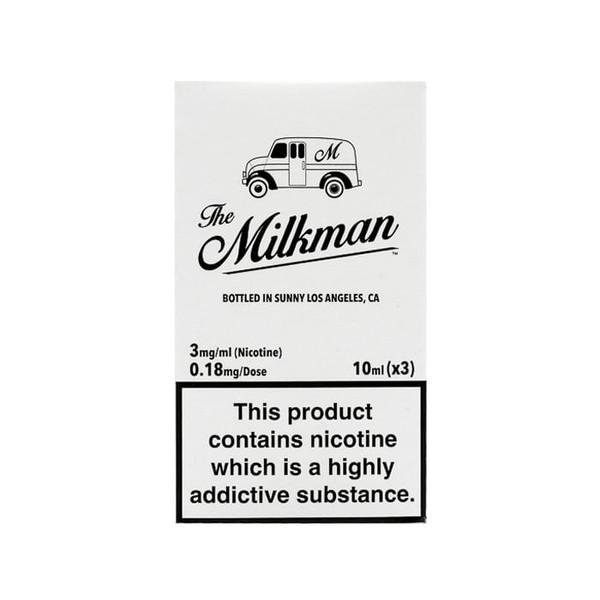 The Milkman Eliquid Packaging