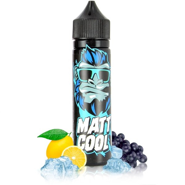 Lemon King E Liquid by Mattcool Vape Only £12.99 (Zero Nicotine)