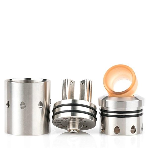 Cthulhu Ceto RDA Mesh Atomizer Components