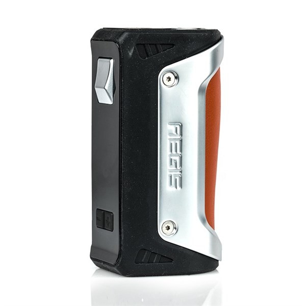 Geekvape AEGIS 100W TC Box Mod Silver Brown