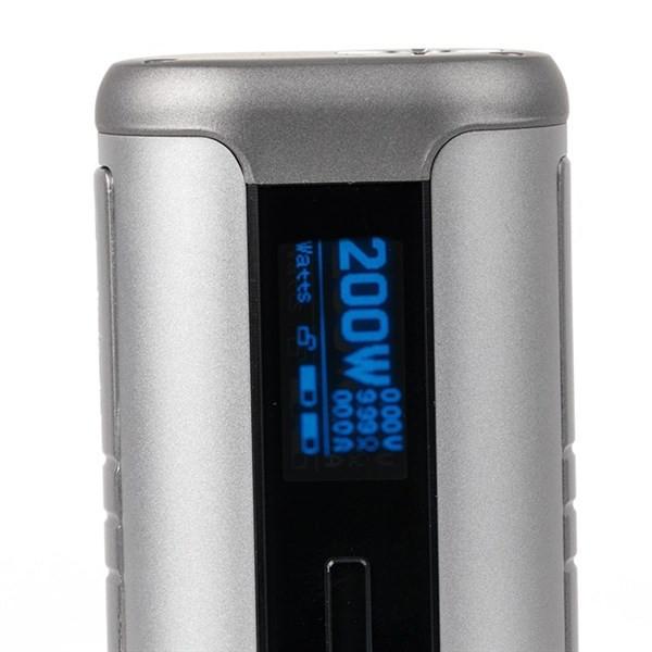 Aspire Speeder 200w Mod OLED Display