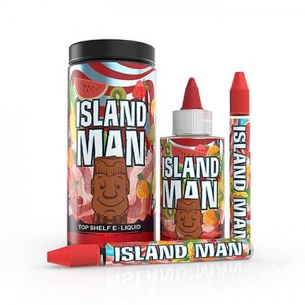 Island Man E Liquid 100ml by One Hit Wonder
