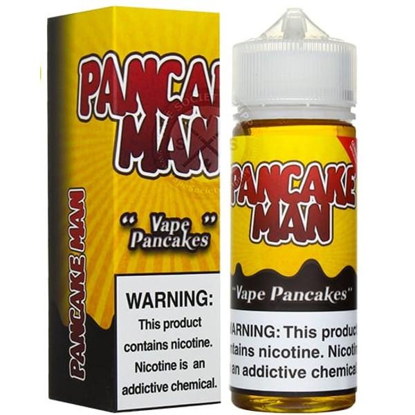 Pancake Man E Liquid 100ml by Vape Breakfast Classics