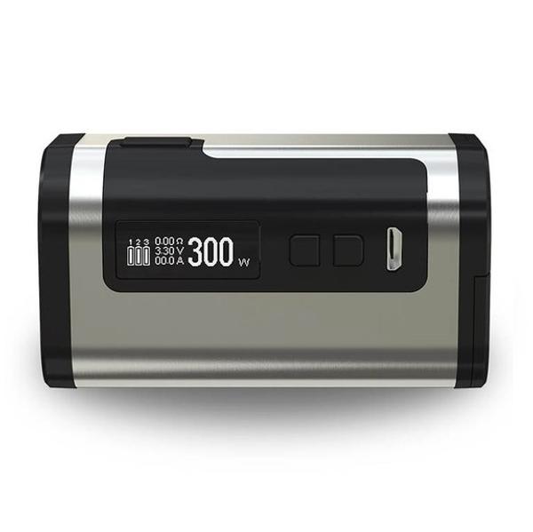 Eleaf iStick Tria 300w Vaping Box Mod Display