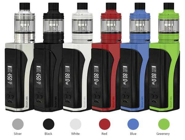 Eleaf iKuun i80 3000mah Vaping Kit Colours