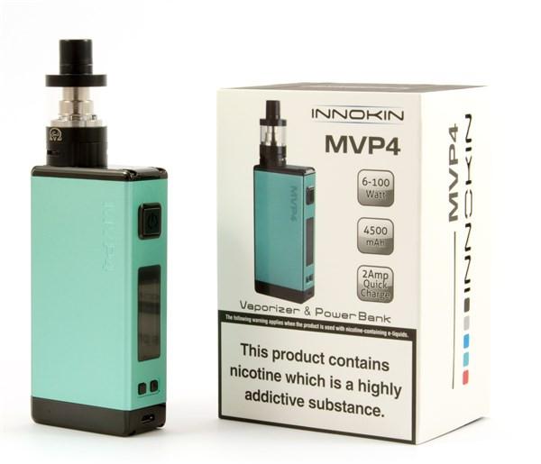 Innokin MVP4 iSub VE Starter Kit Packaging