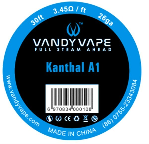 Kanthal A1 Wire 26GA