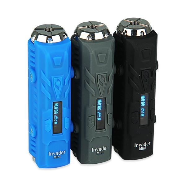 Heatvape Invader Mini Box Mod Free Battery Free Shipping