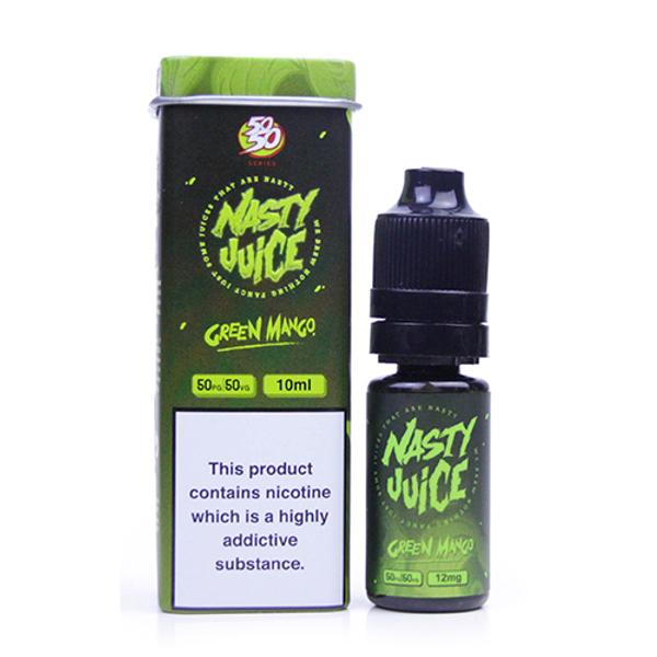 Green Mango Eliquid(Fat Boy) By Nasty Juice