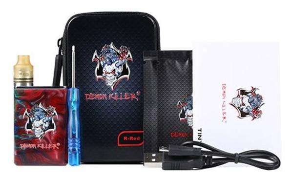 Demon Killer Tiny Kit Contents