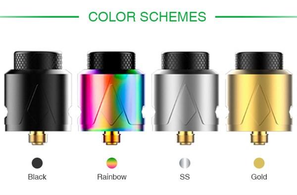 Smokjoy Pyramid BF 24mm RDA Colours