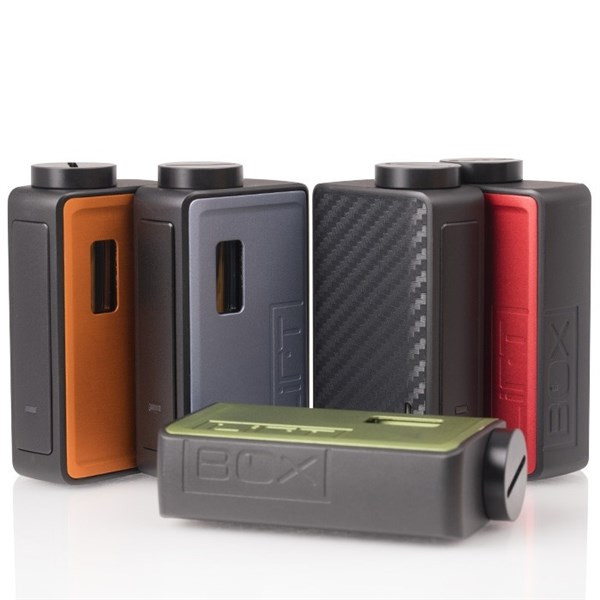 Innokin Liftbox Bastion Box Mod Colours