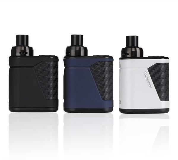 Innokin Pocketbox Starter Kit Colours