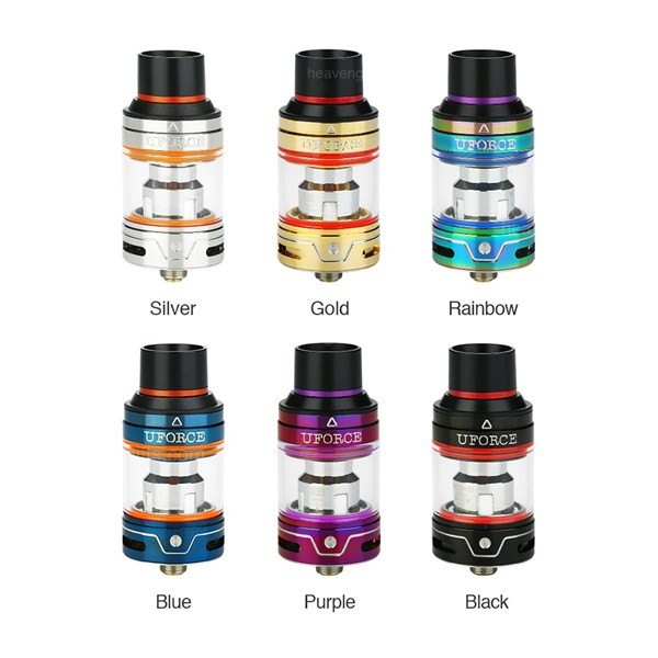 VOOPOO Uforce Tanks All Colours
