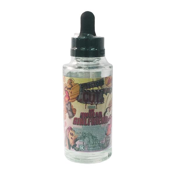 My Undead Girlfriend Directors Cut E Liquid 50ml by Bad Drip Labs Only £15.99 (Zero Nicotine & Free Nicotine Shot)