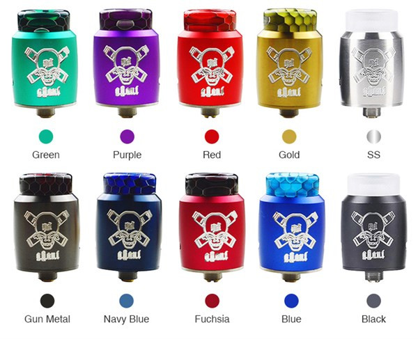 Blitz Ghoul BF RDA All Colours