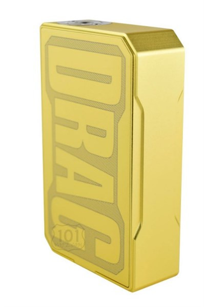 Voopoo Drag 157W TC Limited Gold Edition Box Mod Back