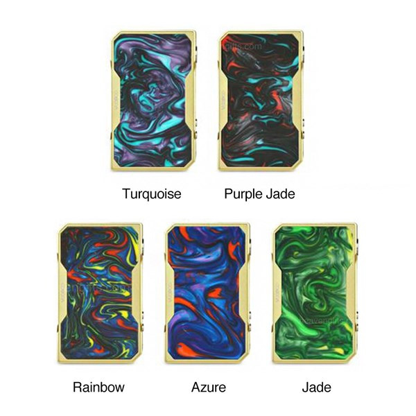 Voopoo Drag 157W TC Limited Gold Edition Resin Box Mod