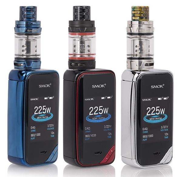 Smok X Priv Starter Kit Free E Liquids Free Delivery